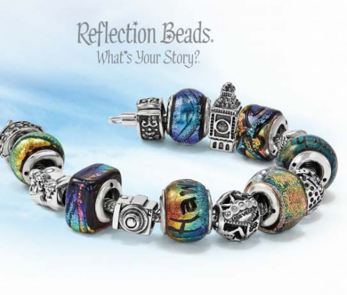 reflection-beads