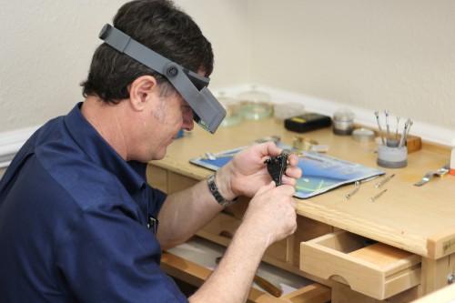 Watch Repair at Diamonds of Midland
